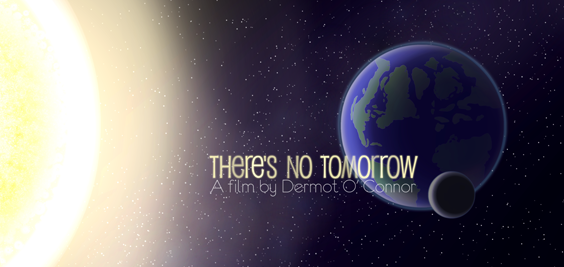 there's no tomorrow poster